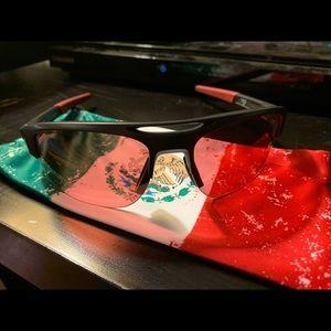 Oakley Glasses Mercenary Carbon w/ Prizm Golf Lens
